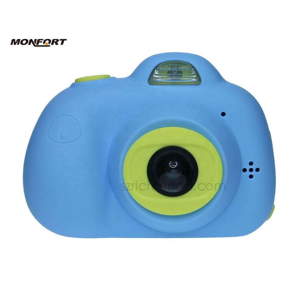 Mais novo Criativo Presentes de Aniversário 2 polegada 8MP Tela HD 1080 p Crianças Câmera Digital com Lente Dupla - ANKUX Tech Co., Ltd