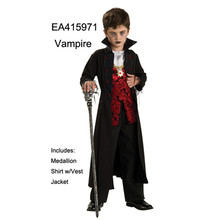 New Products Wholesale Party Fancy Dress Realistic Boys Vampire Masquerade Cosplay EA415971