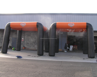 Customized inflatable Misting tent for event