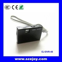 Products of superior quality mini secret camcorder Video + Audio + photos+ Motion Detection+Webcam+U disk EJ-DVR-48