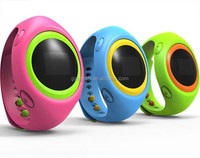 New Colorful Kids GPS tracking wrist Watch with SOS calling on sale