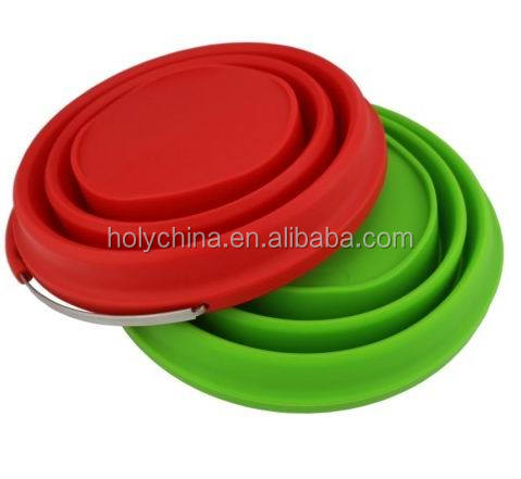 hot sale flexible rubber bucket