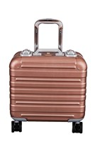 Hot selling luggage aluminum suitcase