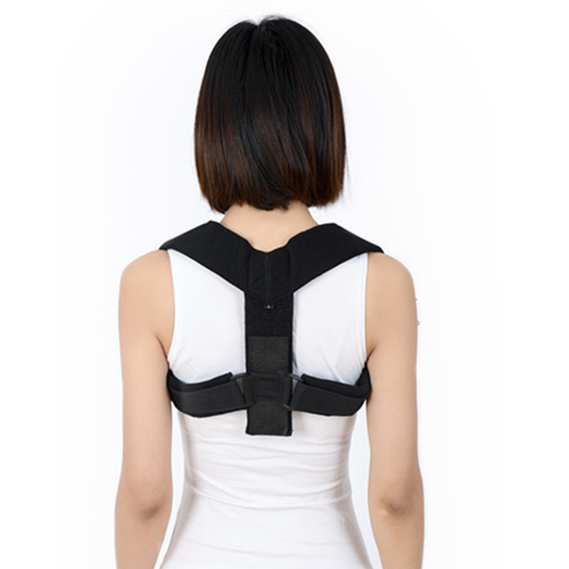 Men women adjustable therapy posture corrector back support