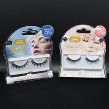 PS Plastic Type and Blister tray Process Type package for Eyelashes