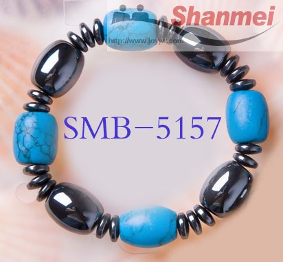 fashion magnetic bracelet wholesale magnetic hematite jewelry