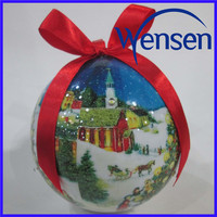 tree hanging decoration XMAS balls/baubles