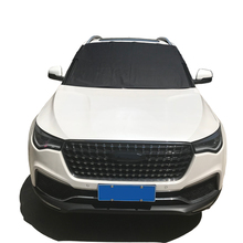 Nylon material folding windshield snow and ice cover auto car cover