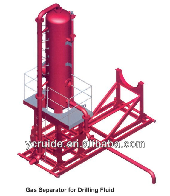 10% discount! Gas Liquid Separator for oilfield with high quality