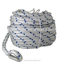 Nylon Double Braid Rope Splice For Marine Rope