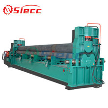 W12-20X2500 automatic 4 roll hydraulic plate bending <strong>rolling</strong> <strong>machine</strong>