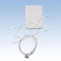 2.4/5.8GHz 4dBi Dual Frequency MIMO WiFi Antenna,Support the 802.11a/b/g/n