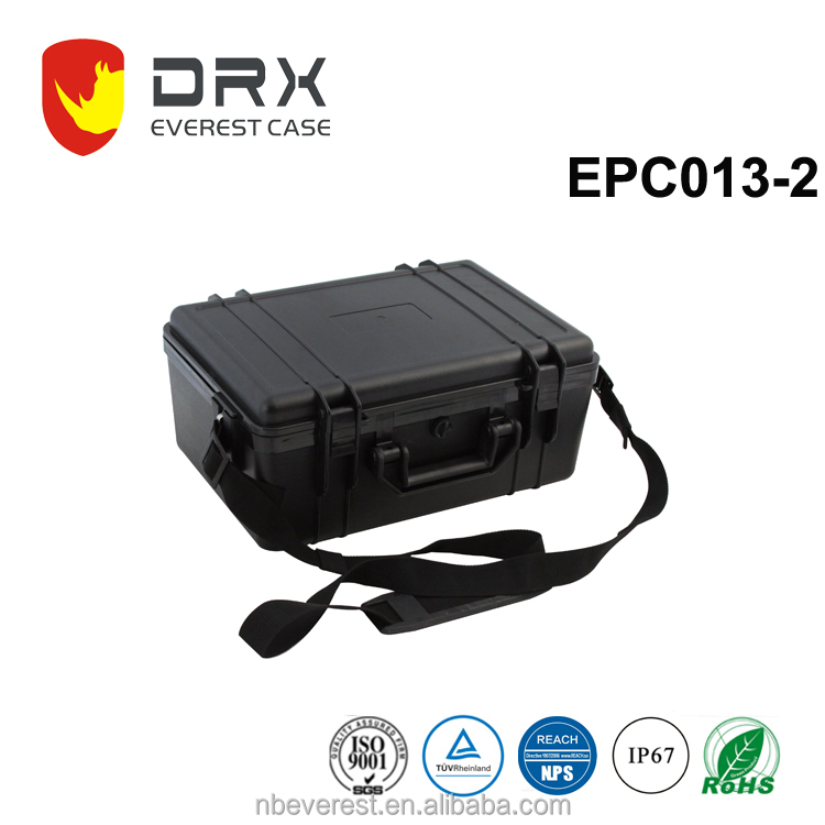 Ningbo everest EPC013-2 IP67 waterproof equipment plastic case for Photographic camera