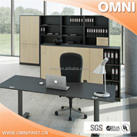 steel material electric sit stand , metal laptop sit stand table wholesale