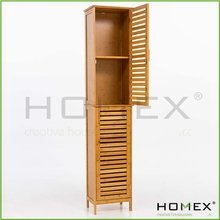 High Bamboo Closet/Bamboo Wordrobe/Bamboo Clothes Cabinet/Homex_BSCI