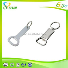 Hot popular customized metal business card bottle opener