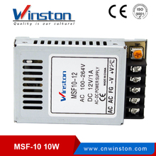 MSF-10-12 10W 12V 1A Factory useful unregulated power supply