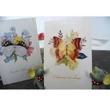 Custom Cute ButterFly Postcard Printing