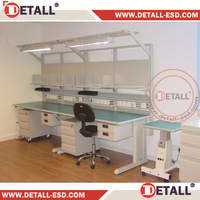 hot sale electronic lab bench for industrial furniture with high quality and CE & ISO