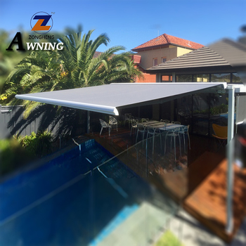 2018 hot new products residential window awnings retractable awning canopy companies manufacturing machine