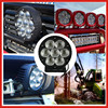 2015 NSSC Hot Sale New Model 35W 50W 70W LED Work Light and led truck work lights