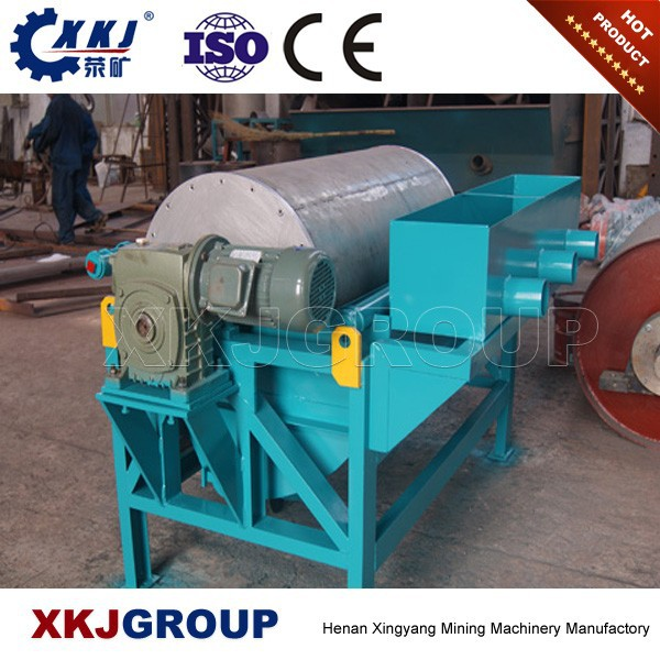 Large Capacity150-260t/h Iron Ore Dry And Wet Magnetic Separator price