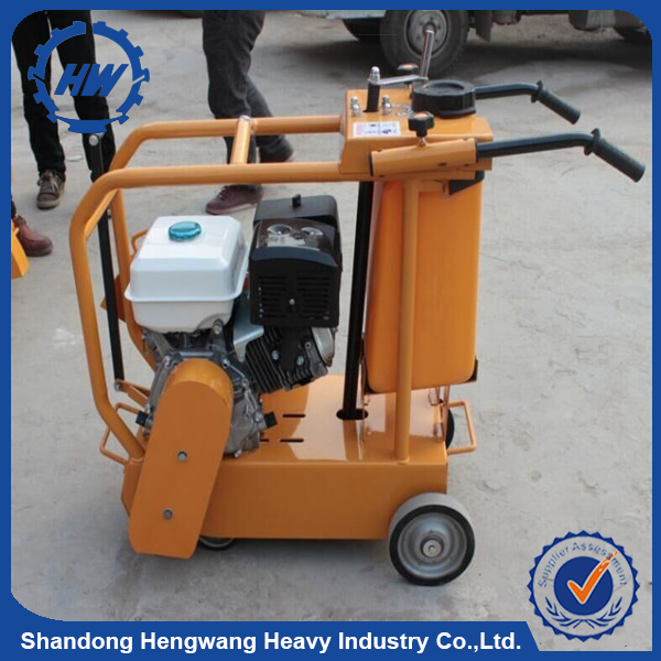 Diesel engine asphalt road cutting machine concrete saw cutter price