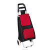 Foldable trolley shopping bags wholesale/Colourful travel trolley luggage bag/Grocery folding shopping trolley bag