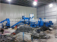 Cheapest Xinda Energy Best Selling Scrap Copper Wire Cable Granulator
