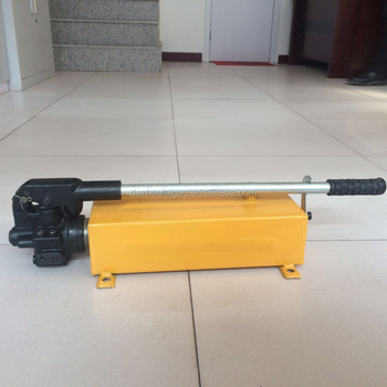 Hand pump for sale of high pressure hydraulic oil