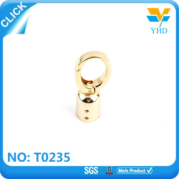 swivel bolt snap hook for lady's bag