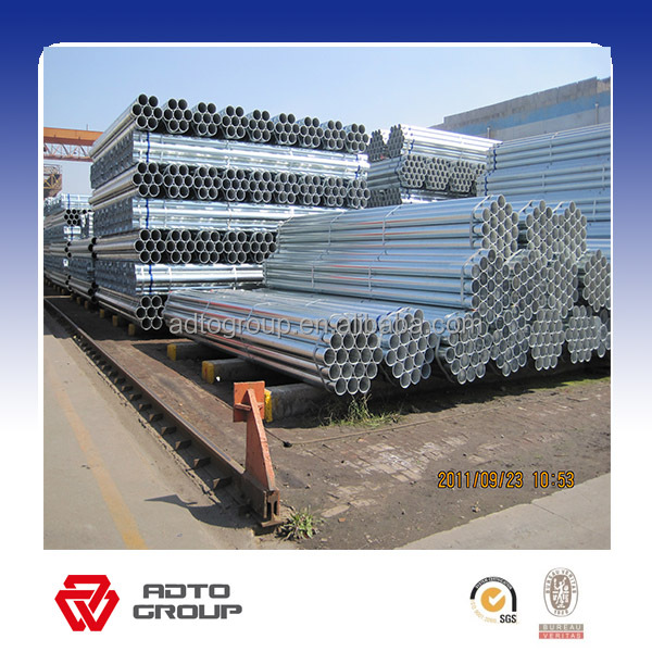 iso r65 thermal conductivity schedule 40 cs galvanized conduit steel pipe for driveway