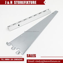 Metal Angle Shelf Bracket for Wood, Hanging Bracket for Holding Glass