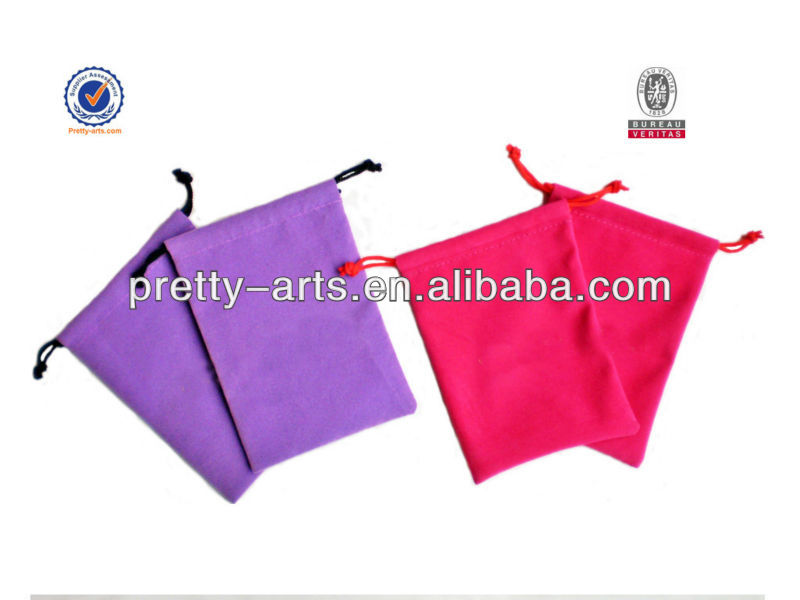 cheap gift bags flat handles for electronic products