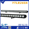 Y&T 260w Truck black&White led Light Bar For Brake Turn Signal row