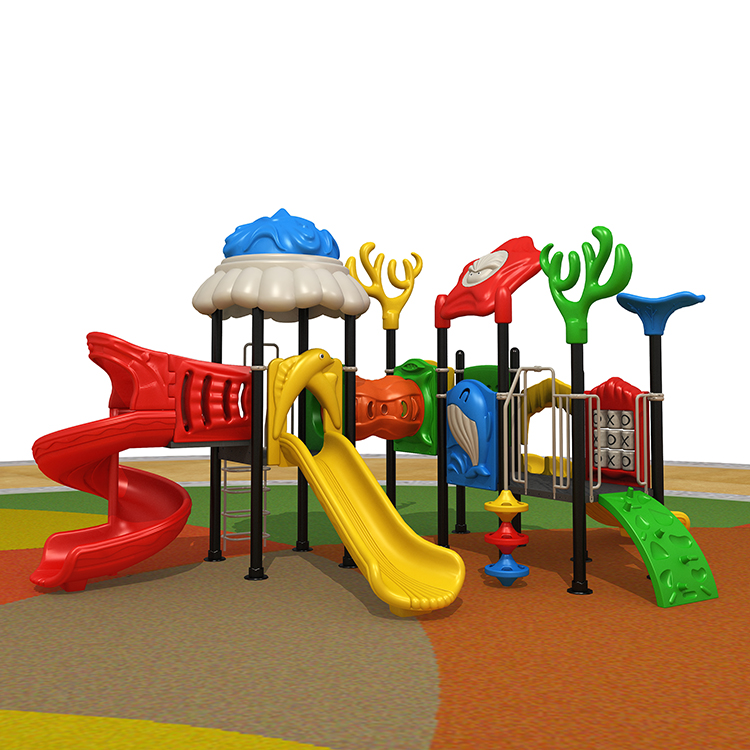 Children playground,outdoor playground equipment,plastic product.