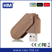 wooden case 250gb usb flash drive
