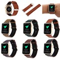 2017 New arrival PU leather smart watch band for Apple Watch , for apple watch strap