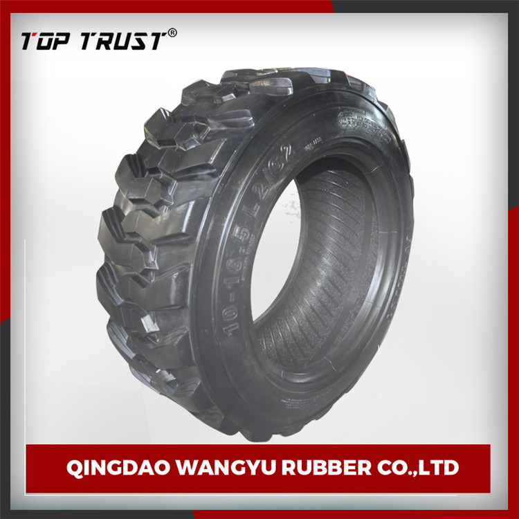 Super warranty and service with improved puncture resistance 9.75 pneumatic industrial tire&tyre