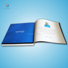 OEM custom color magazine product catalogue book printing