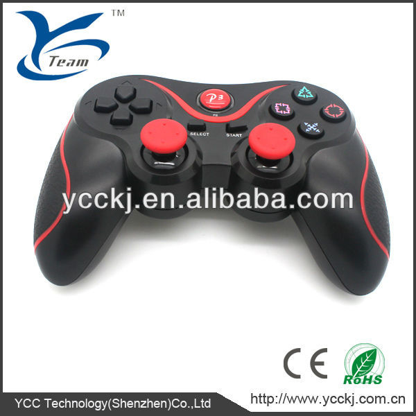 Shenzhen Supplier General Wireless 6 Axis Bluetooth Game Controller for PS3