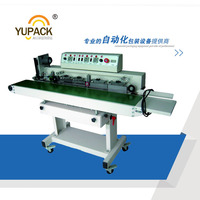 Double Heating Rotary sealer