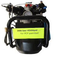 high pressure air compressor for paintball game
