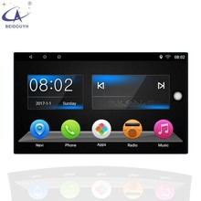 Universal 7inch Android 6.0 Car Radio Stereo Gps Navigation NO DVD Play With WIFI Mirro Link