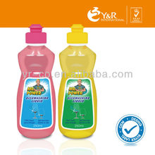 Elegant Appearance!Chemical Formula Concentrate Dishwashing Liquid