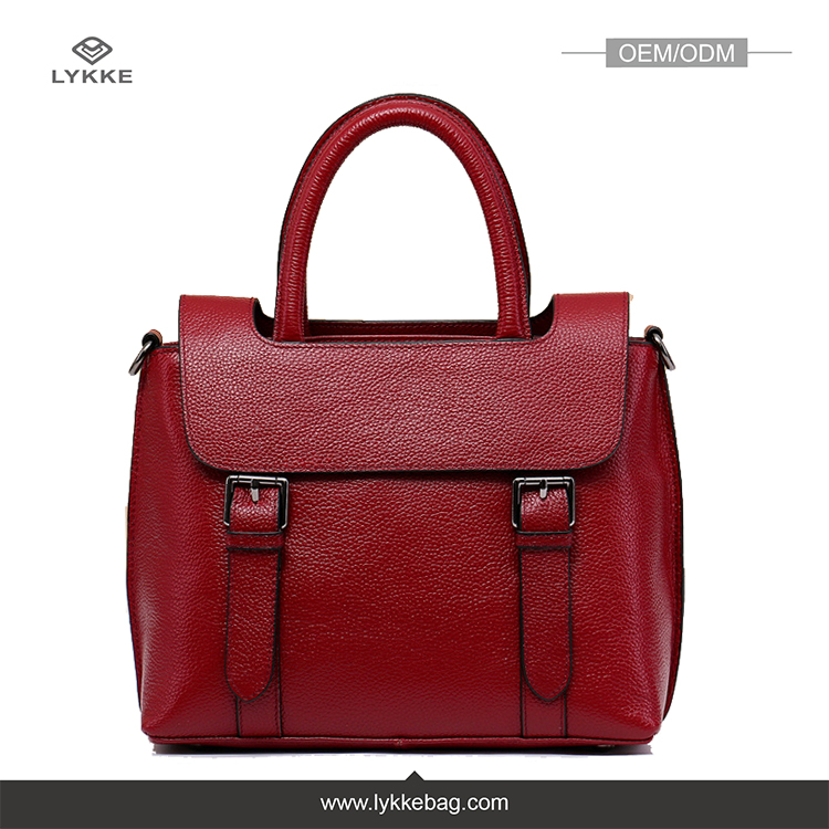 Imported used handbags from China and no name leather handbags