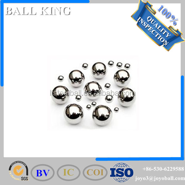 G10 top quality 3.5mm carbon steel balls for mobile child / little child models