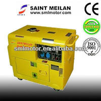 4 kw small silent diesel generator for home use for sale