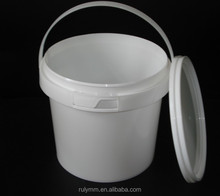 2L yogurt Packing Plastic Buckets ice cream pail