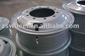 Tube steel wheel(8.5-24)